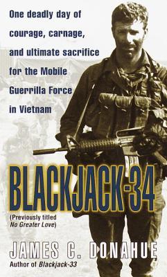 Blackjack-34 By Donahue, James C.